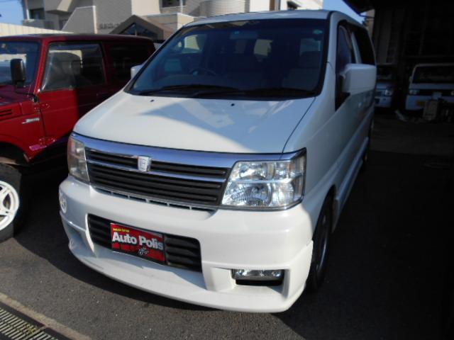 日産 Sエディション/4WD/サンルーフ