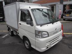 ハイゼットトラック冷凍冷蔵車−20度