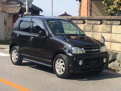 テリオスキッドエアロダウンカスタムX ナビ 4WD ターボ