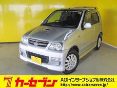 テリオスキッドカスタムL 4WD CD ABS ワンオーナー 禁煙車