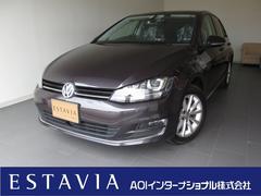 VW ゴルフラウンジ ワンオーナー ナビTV HID ACC 専用シート