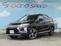 エクリプスクロスG パドルシフト クリアランスソナー 新車未登録 プリクラ