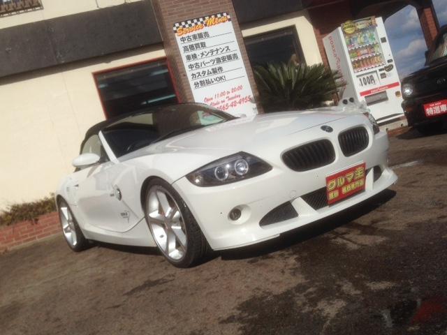BMW 3.0i  ブレンボ 黒革シート シュニッツァー19AW