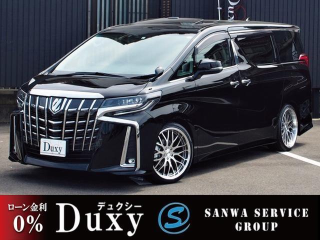 トヨタ 2.5S 新車 サンルーフ ダウンサス 20AW 両側