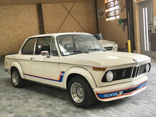 BMW 2002ターボ 内外仕上げ済 タービンOH済 5速MT