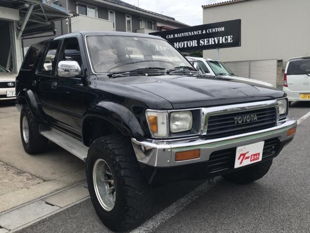 トヨタ SSR 5速MT リフトUP