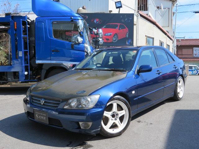 トヨタ RS200 リミテッドII