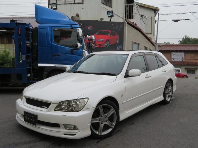 トヨタ AS300 Lエディション VSC トルセンLSD