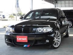 BMW130i Mスポーツ ナビ 18AW SR 革シート