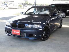 BMW330Ciカブリオーレ MスポーツPKG ナビ Bカメラ