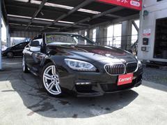 BMW640iクーペ LEDヘッド サンルーフ 純正ナビ&カメラ