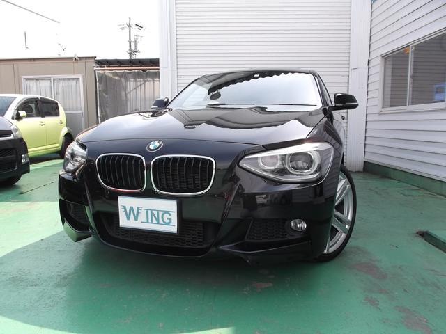 BMW 116i Mスポーツ HDDナビ オプション18AW ETC