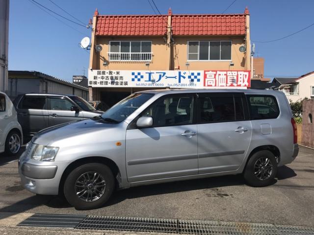 トヨタ UL Xパッケージ 純正ナビ ETC キーレス