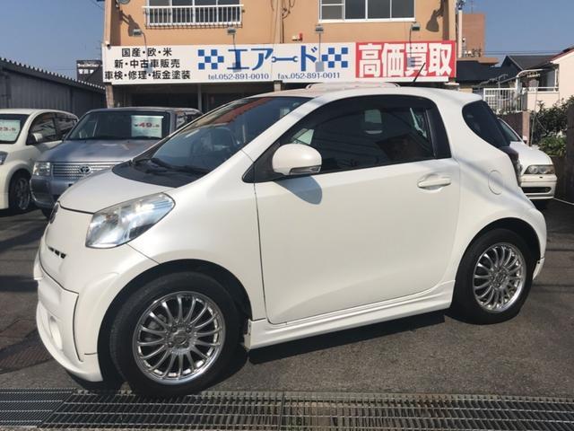 トヨタ 100X 新品SDナビ モデリスタエアロ センターマフラー