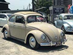 VW ビートルオープントップ オーバル ヨーロッパ仕様
