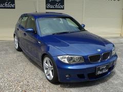 BMW130i Mスポーツ 右ハンドル 6MT 純正OP18AW