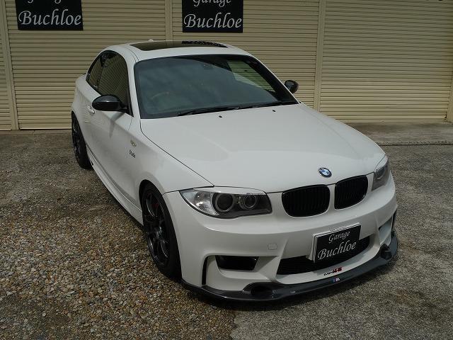 BMW 135i 6MT アドバン18AW ブレンボキャリパー