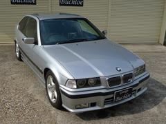 BMW318ti Mスポーツ 5MT換装 ローダウン 16AW
