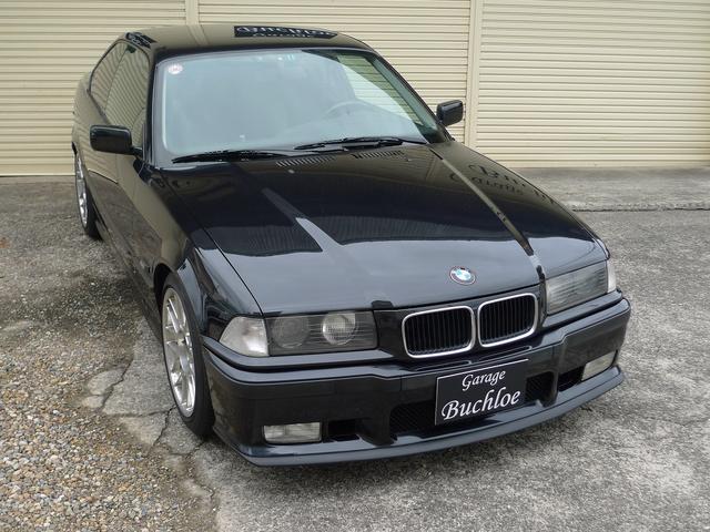 BMW 318is 左H 5MT サンルーフレス BBS17AW