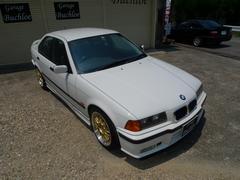 BMW320i 5速MT換装 本革シート シートヒーター 17AW