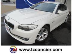 BMW528i 革シート HID 電子シフト