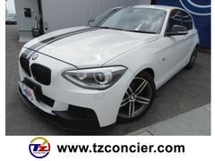 BMW120i スポーツ 社外サス&マフラー