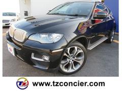 BMW X6xDrive 35i 革シート Pバックドア