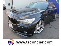 BMW535iグランツーリスモ  エアロ  車高調 22アルミ