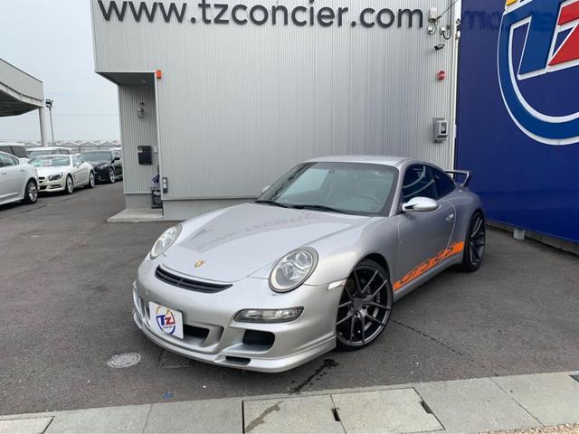 ポルシェ 911カレラ GT3 CUPエアロキット 4本出しマフラー