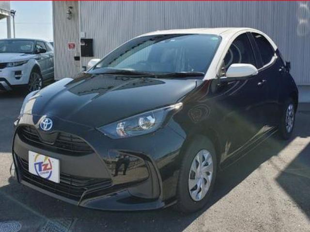 トヨタ ハイブリッドX トヨタセーフティセンス ブラック/ホワイト