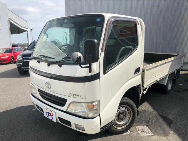 トヨタ ダイナトラック 1.5T 5MT ロング ジャストロー Wタイヤ ETC