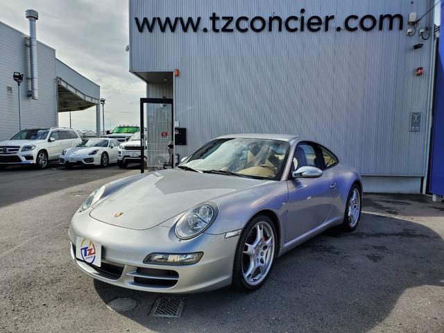 ポルシェ 911カレラS 911カレラS スポーツクロノ 革シート シートヒーター