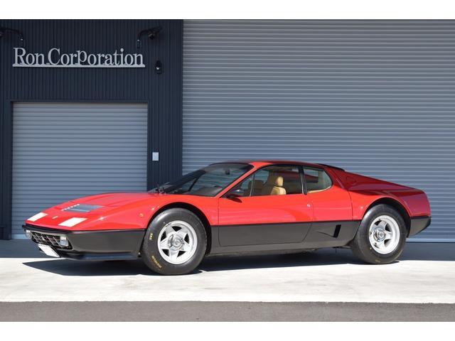 512BB(フェラーリ) キャブ 本革シート パワーウィンドウ ETC 中古車画像
