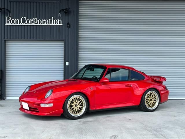ポルシェ 911 911カレラS993型 正規ディーラー車 空冷...