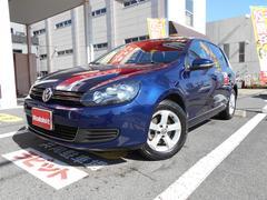 VW ゴルフTSIトレンドラインブルーモーションテクノロジー ナビTV