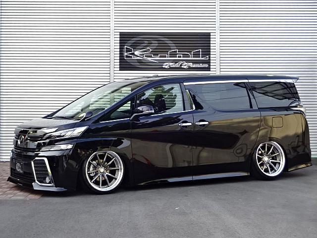 トヨタ 2.5Z エアサス公認新車コンプリートカー VERZ20AW