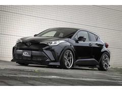 C−HRS KUHL RACING コンプリートカー BLITZ車高調 20インチアルミホイール ディスプレイオーディオ