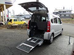 AZワゴンスローパー 車椅子移動車 リアシート付