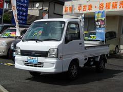 サンバートラックTB 4WD 5速ミッション クラッチOH済 三方開