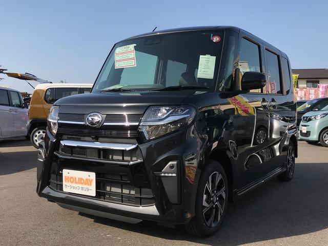 ダイハツ カスタムX SA3III サポカー補助対象 届出済未使用車