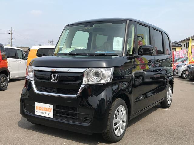 ホンダ N-BOX G・Lホンダセンシング 届出済未使用車 被害軽減ブレーキ