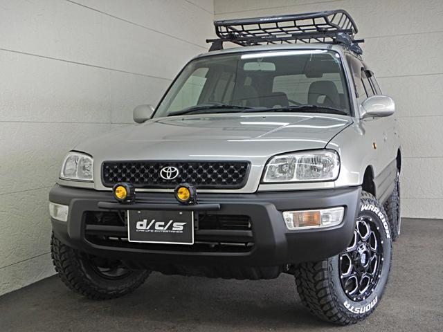 RAV4 L L V ナビTV オフロードカスタム 5MT 4WD