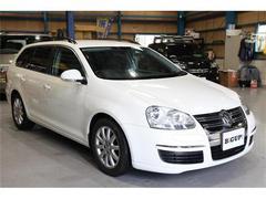 VW ゴルフヴァリアントTSI コンフォートライン HDDナビ・フルセグ・ETC