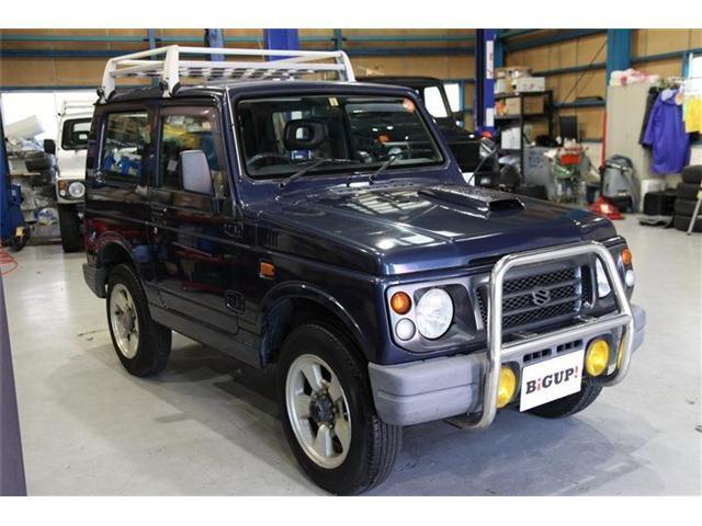 スズキ ワイルドウインド 車検整備付・4WD