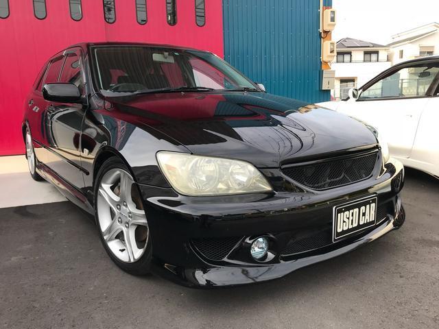 トヨタ AS200 Zエディション 6速マニュアル