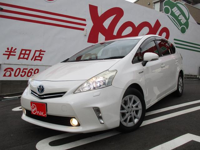 トヨタ S 1年保証 LEDヘッドライト SDナビ Bluetooth バックモニター スマートキー2個 タイヤ4本新品交換