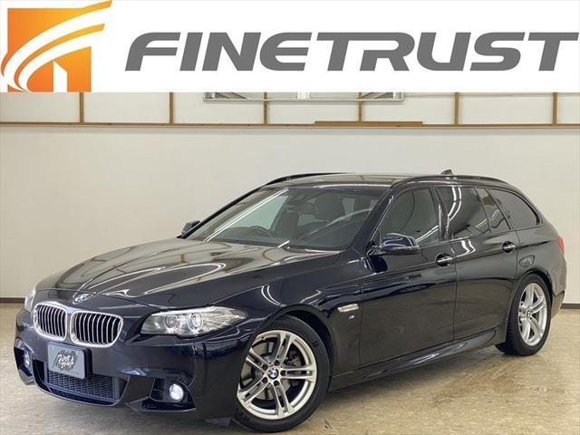 BMW 523dツーリング Mスポーツ インテリジェントセーフティ
