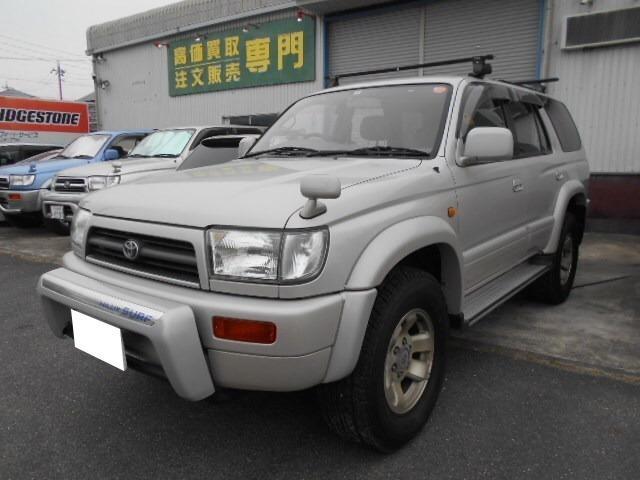 トヨタ SSR-X アクティブパッケージII ワイド  サンルーフ