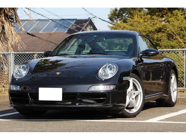 ポルシェ 911 911カレラ ディーラー車 革シート ナビ Bカメラ