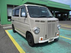 バモスM フレンチバス仕様 5ナンバー ホワイトルーフ